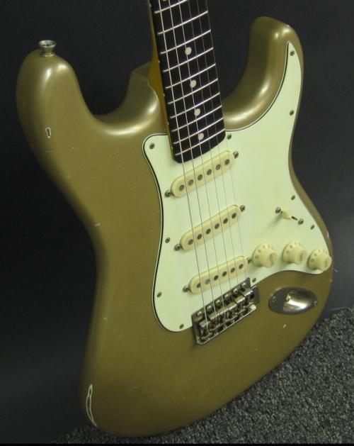 K-Line S-Style 60s in Shoreline Gold