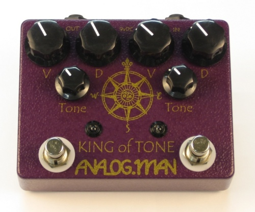 Analog Man King of Tone Overdrive