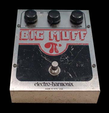 EHX Big Muff V4 Op Amp Version
